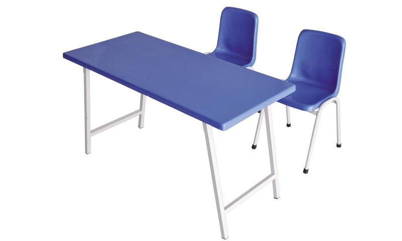 ghế nhựa chân sắt 03