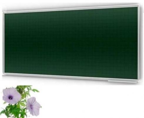 bảng từ xanh có chân di động 1